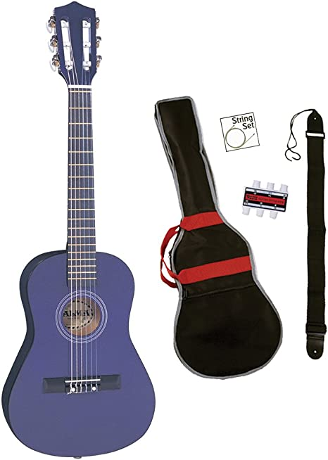 Palma PJPLOFT - Guitarra acústica con cuerdas metálicas, color ...