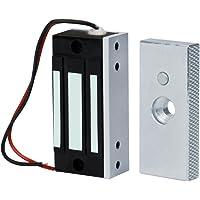OBO HANDS 60 kg (132 lbs) 12 V åtkomstkontroll elektrisk magnetisk dörrlås elektriskt lås