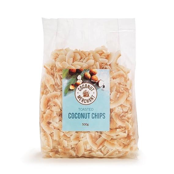 Coconut Merchant - Chips de coco tostadas