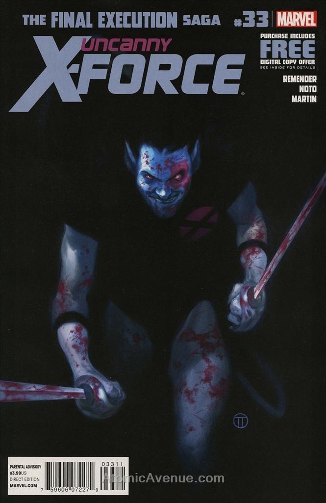 Download Uncanny X-Force #33 PDF
