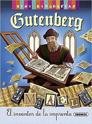 Descarga gratuita de libros griegos. Gutenbreg (Mini biografias) ePub