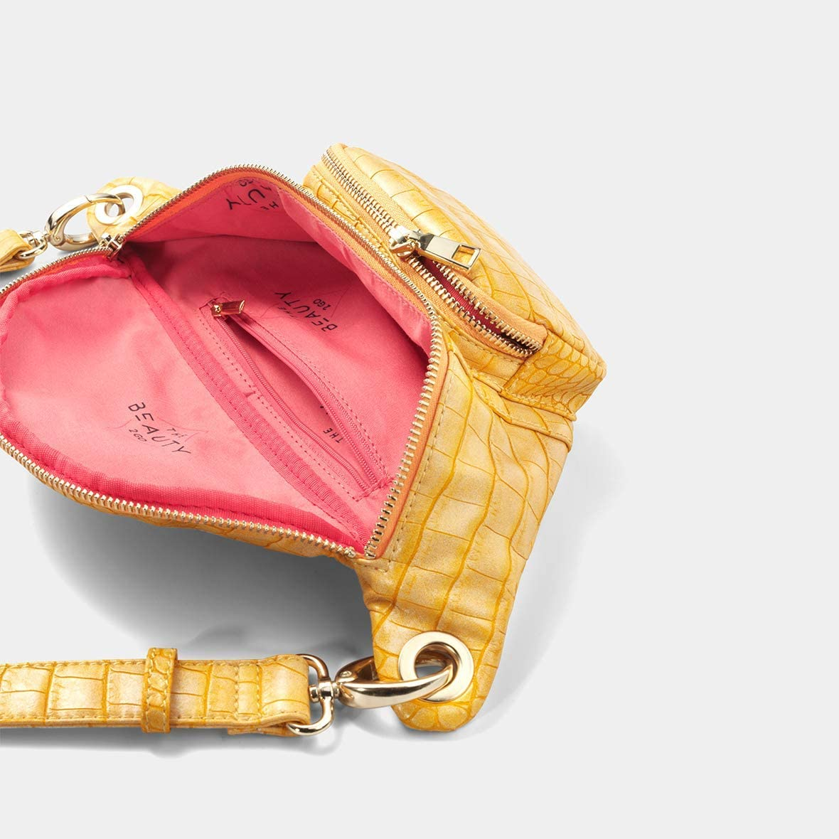 NYZE Hip Bag by TheBeauty2go Brown