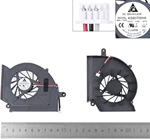 Laptop Replacement CPU Cooling Fan for Samsung RF510 RF511 RF710 RF712 RC530 RC730 (Original)
