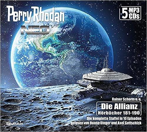 Perry Rhodan NEO -  Die Allianz (Folgen 181-190)