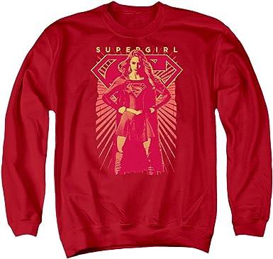 Superman Comic Covers Adult Crewneck Sweatshirt