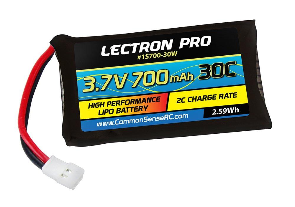 Bateria LIPO 3.7V 700mah RC COMMON