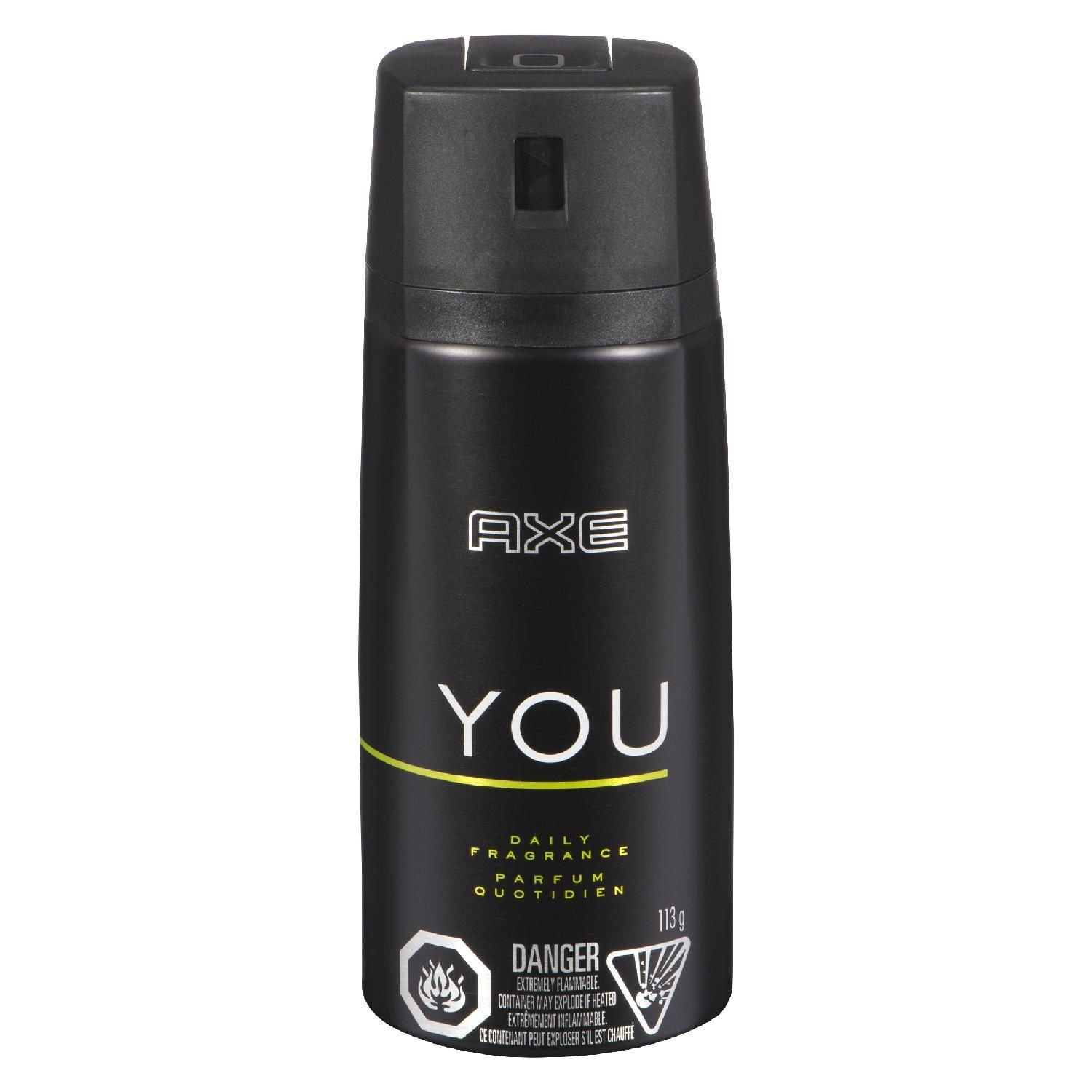 Axe You Daily Fragrance, 113g Unilever