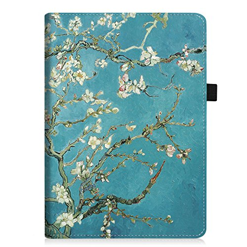 Fintie iPad mini 1/2/3 Case - 360 Degree Rotating Stand Case Cover with Auto Sleep / Wake Feature for Apple iPad mini 1 / iPad mini 2 / iPad mini 3, Blossom Photo #9