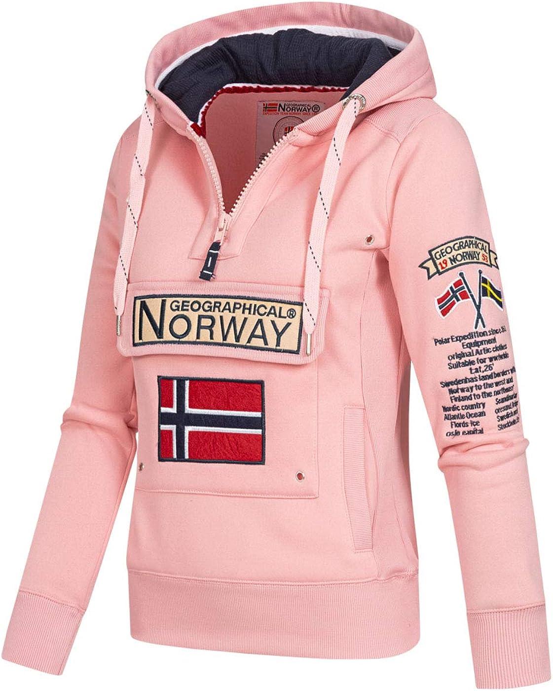 Geographical Norway Sudadera para mujer