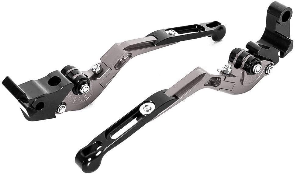 Pour Yamaha WR 125/x 2011 2015/CNC Racing r/églable pliable extensible Moto leviers de freins dembrayage