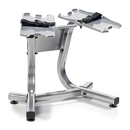 Mach7 Soporte para Mancuernas Diseño ergonómico para Proteger la Parte Baja de la Espalda. Compatible