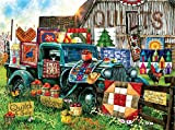 Quilts for Sale 1000 Piece Jigsaw Puzzle by SunsOut