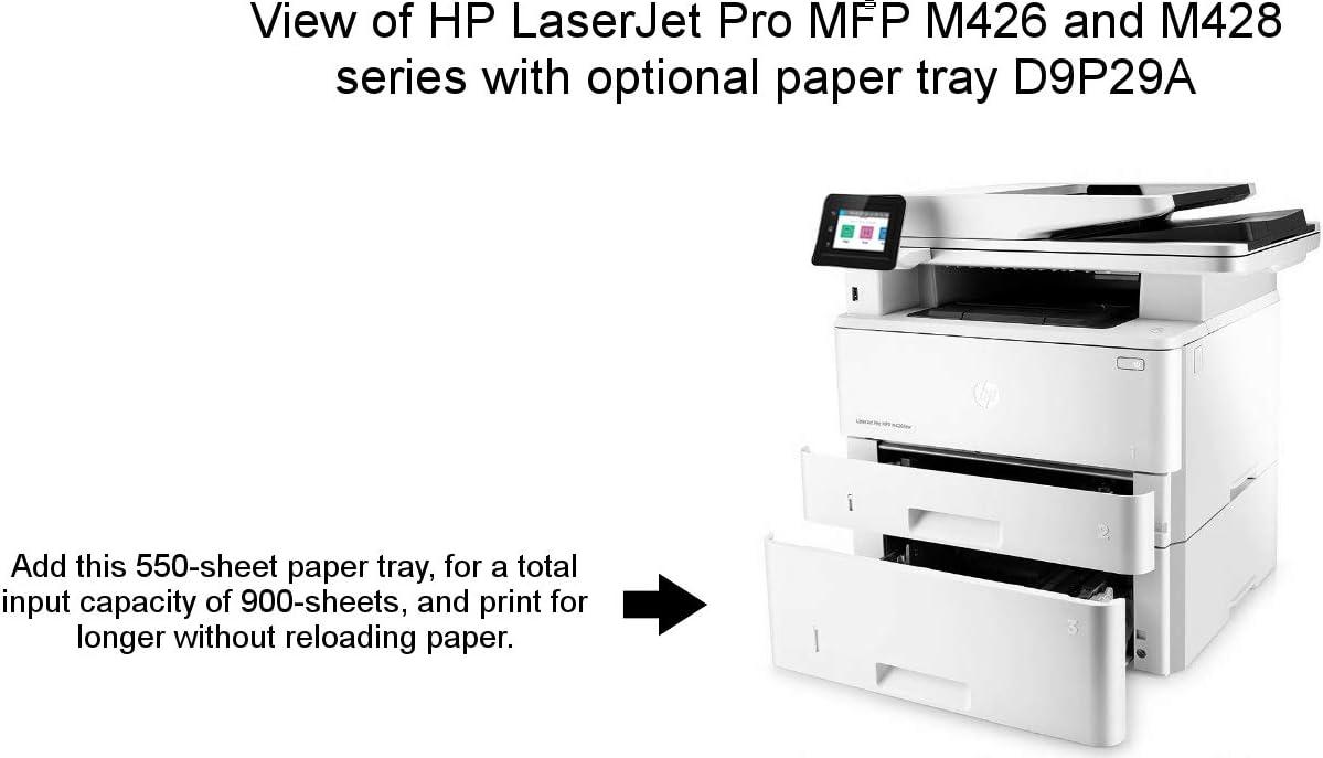 HP Bandeja ALIMENTADORA DE 550 Hojas Laserjet Pro: Amazon.es ...