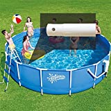 SUMMER WAVES Horizontal Beam For All Metal Frame Round Pools 14FT AND UP (090-380006)