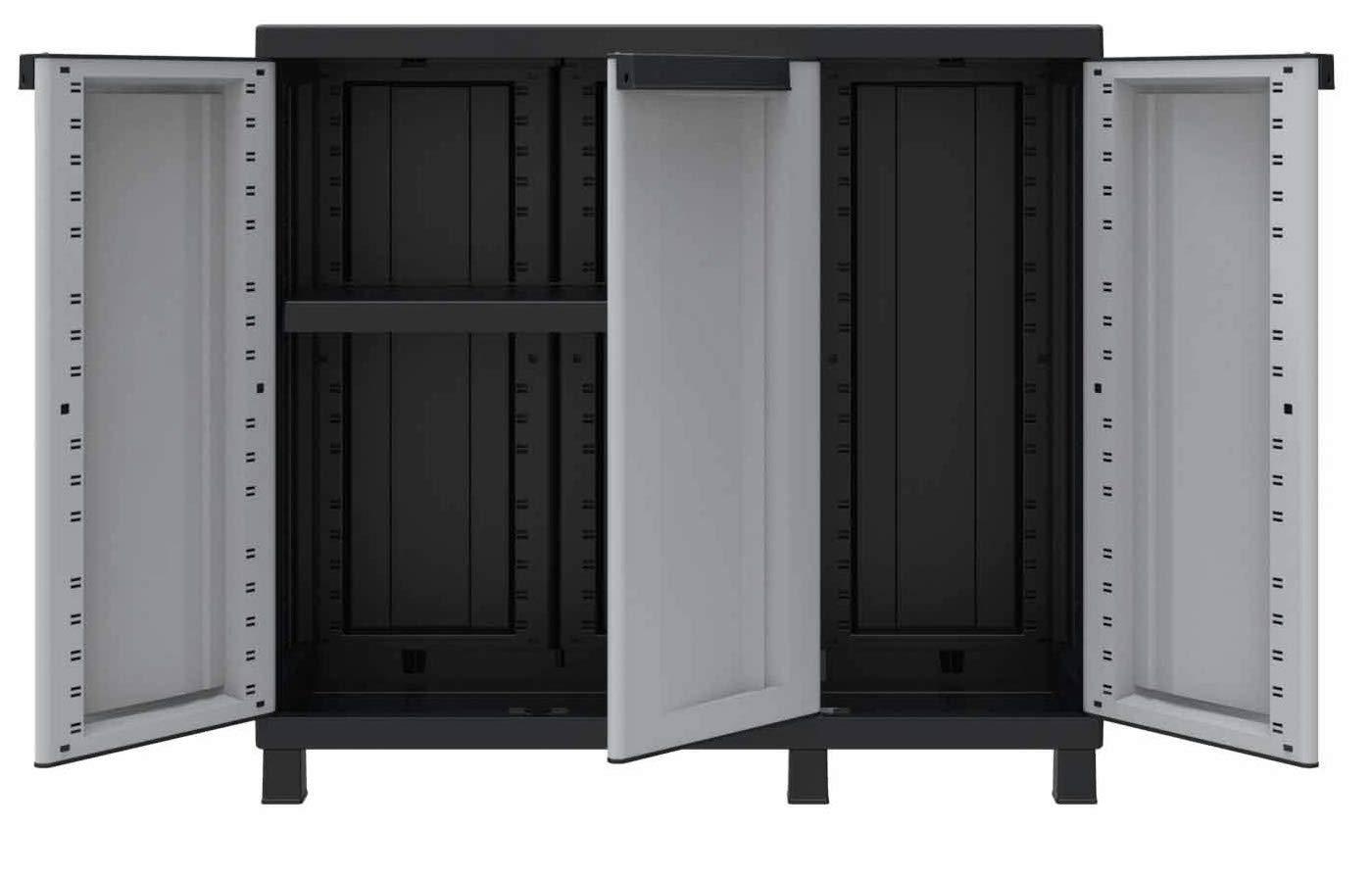 Terry armario pl stico exterior 102 x 39 x 91 5 cm - Armario plastico exterior ...