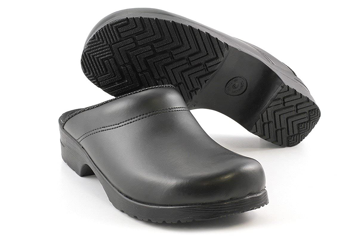 Chaussures de s/écurit/é pour Homme Noir Noir Euro-Dan