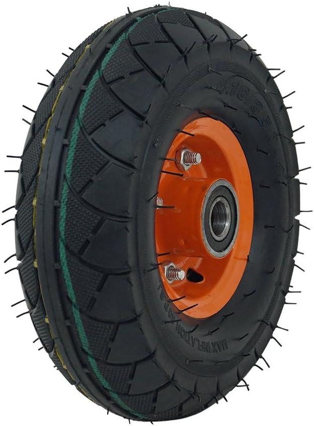 BES Rueda neumática de Aire para Carro portaequipajes, 250 mm