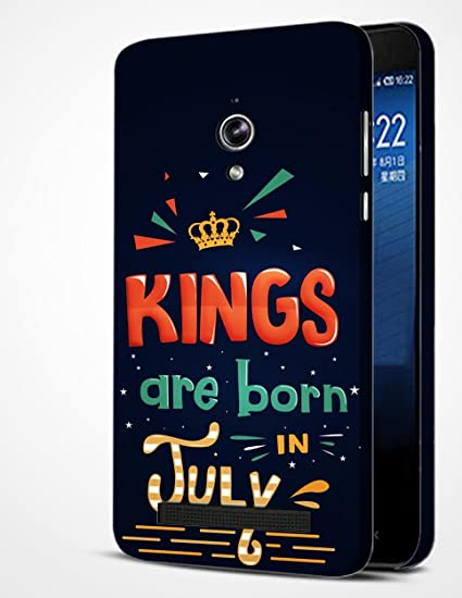 Asus Zenfone C ZC451CG Printed Mobile Back Cover MbamarsalR Kings Are Born