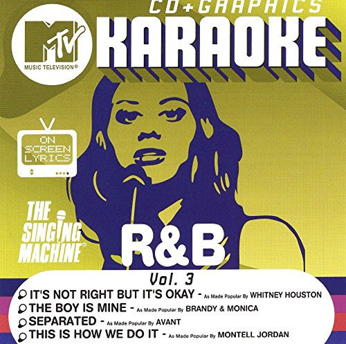 Karaoke: Mtv R&B 3 -