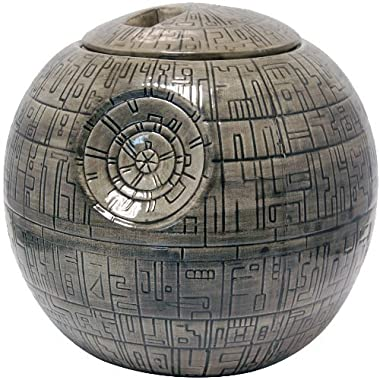 Star Wars Death Star Ceramic Cookie Jar