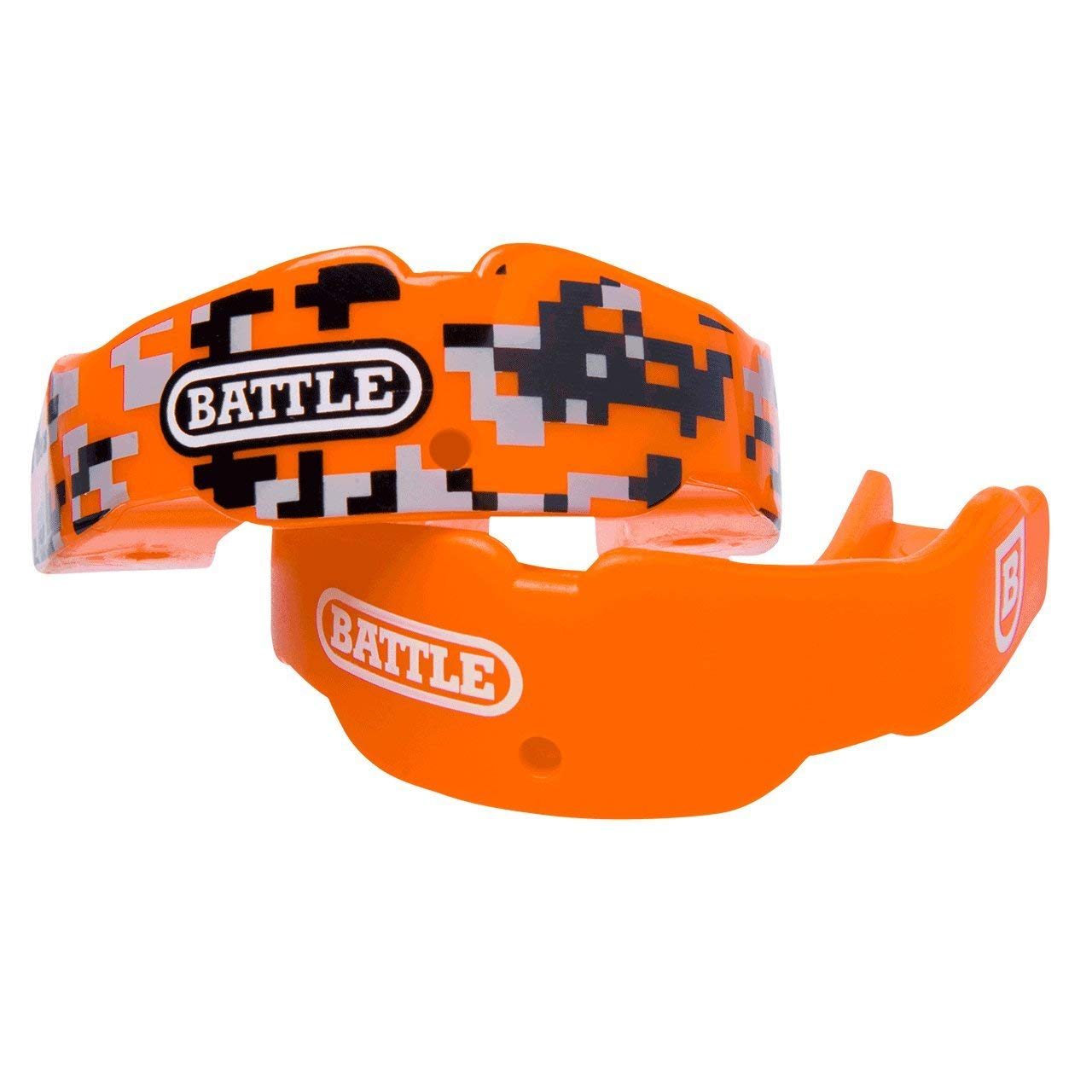 Battle 2 Pack Camo Mouthguard by Battle