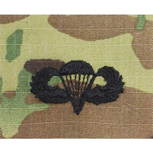 Army Basic Parachutist Sew-On Badge - ()