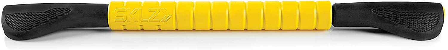 SKLZ Massage Bar Handheld Muscle Roller Massage Stick for Physical Therapy