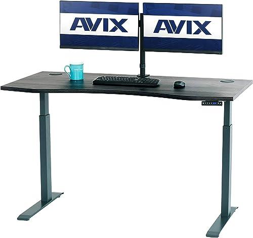 AVIX Standing Desk,Electric Height Adjustable Desk,30×60 | 28″