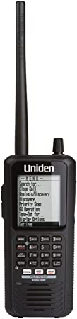Uniden BCD436HP HomePatrol Series Digital Handheld Scanner. TrunkTracker V, Simple Programming, S.A.M.E. Emergency Weather Alert, Covers USA and Canada