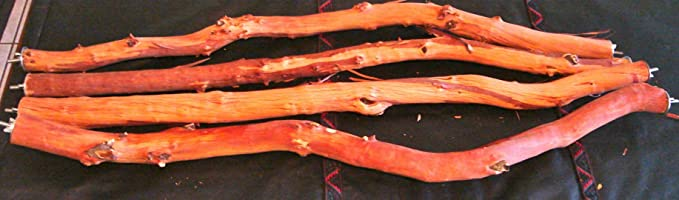 Manzanita Perches Set of Two 36 Three Feet Long