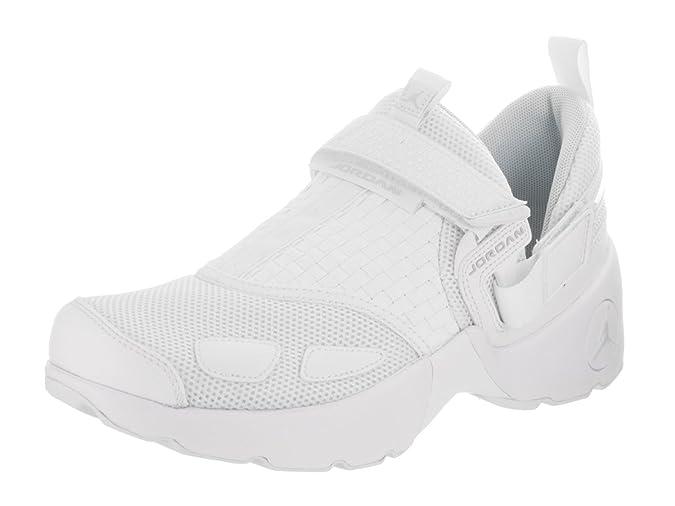 new style 9076a 86b96 Amazon.com   Nike Jordan Trunner Lx Size 11 Mens Sport Casual White Pure  Platinum-Pure Platinum Shoes   Basketball
