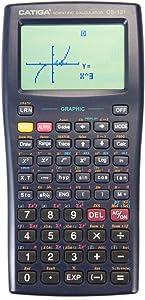 Scientific Graphic Calculator - CATIGA CS121 - Scientific and Engineering Calculator - Programmable System (Black)