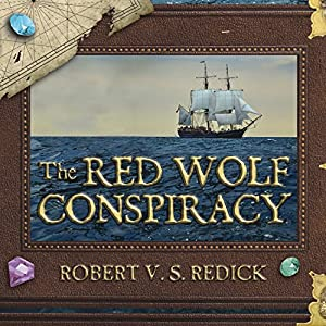 The Red Wolf Conspiracy Audiobook