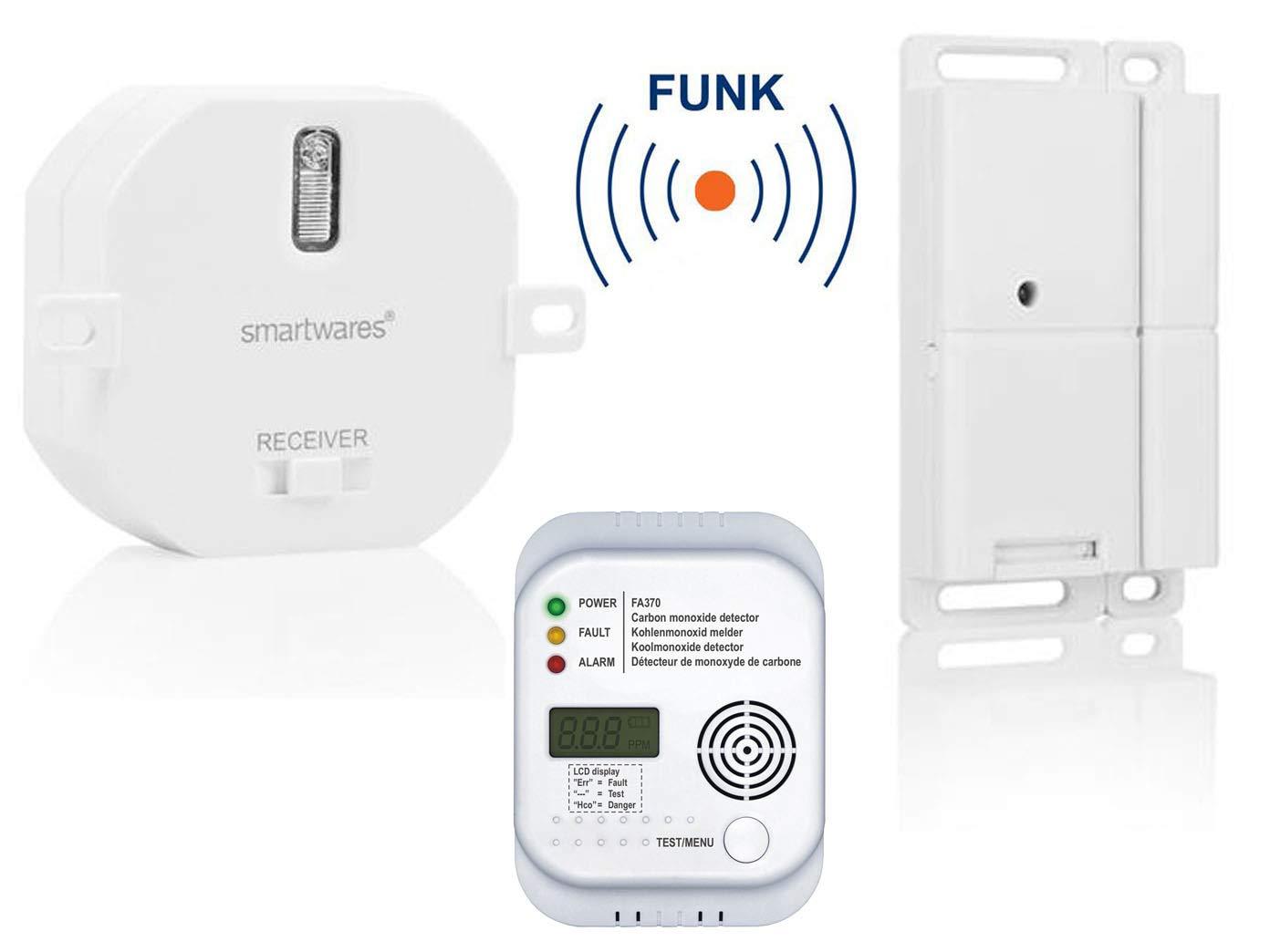 Smartwares DIW - Control para campana extractora con ventana Contacto Magnético & Co Detector: Amazon.es: Bricolaje y herramientas