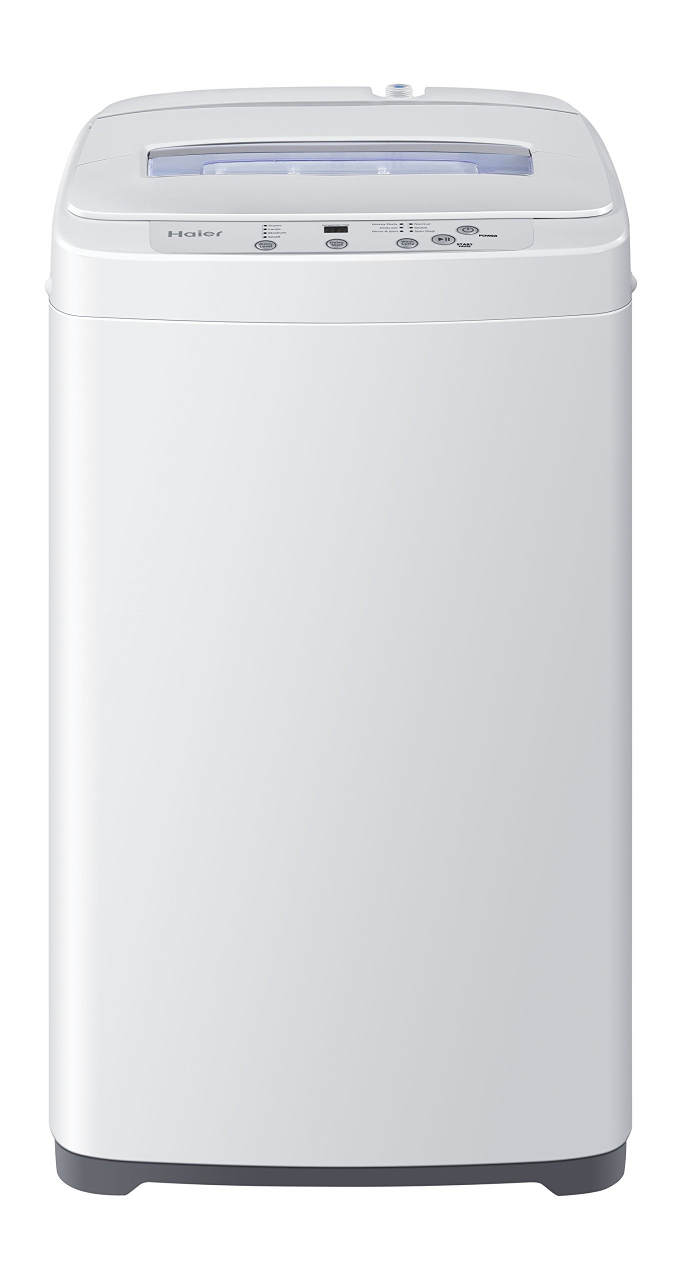 Haier HLP24E 1.5 cu. ft. Portable Washer with Stainless Steel Drum and Pulsator Wash System by Haier