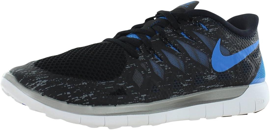 cebolla transportar Caballo  Amazon.com | Nike Free 5.0 Premium Mens Running Shoes - Black/Cool  Grey/Reflect Silver (9.5) | Road Running
