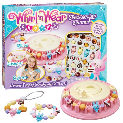 Whirl 'n Wear Charms Spectacular Spinner