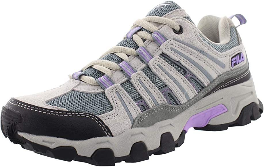 Fila Women's Day Hiker Shoes Cream/Grey
