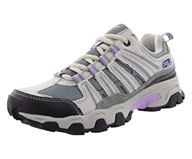 Fila Women s Day Hiker Trail Running Sneaker - Cream c499a1ec3