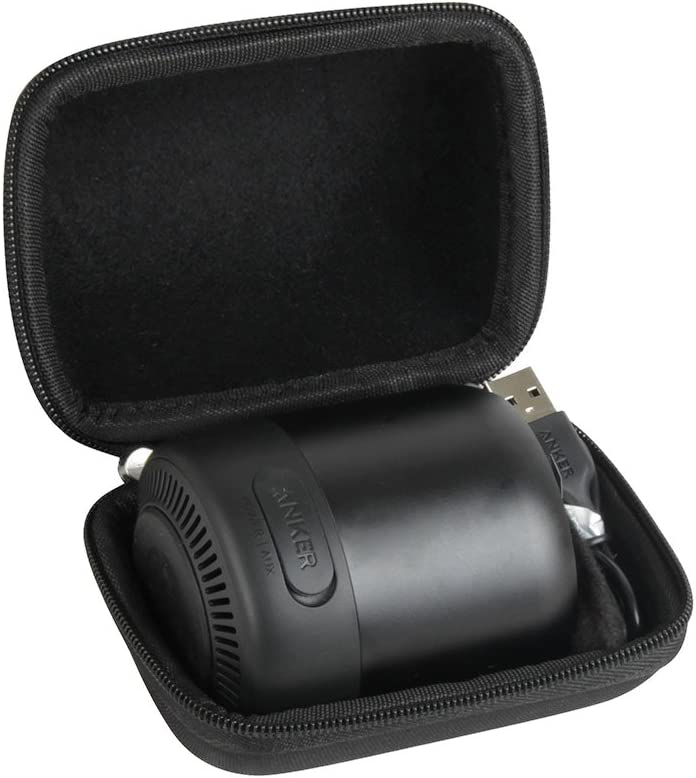 Hermitshell Hard Case for fits Soundcore Mini 2 Pocket Bluetooth IPX7 Waterproof Outdoor Speaker