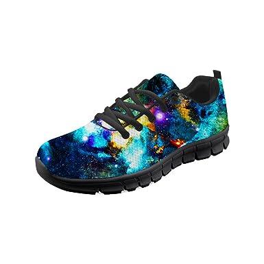 15b6b72518651 Amazon.com: Showudesigns Running Sport Shoes Women Girl Trainer ...