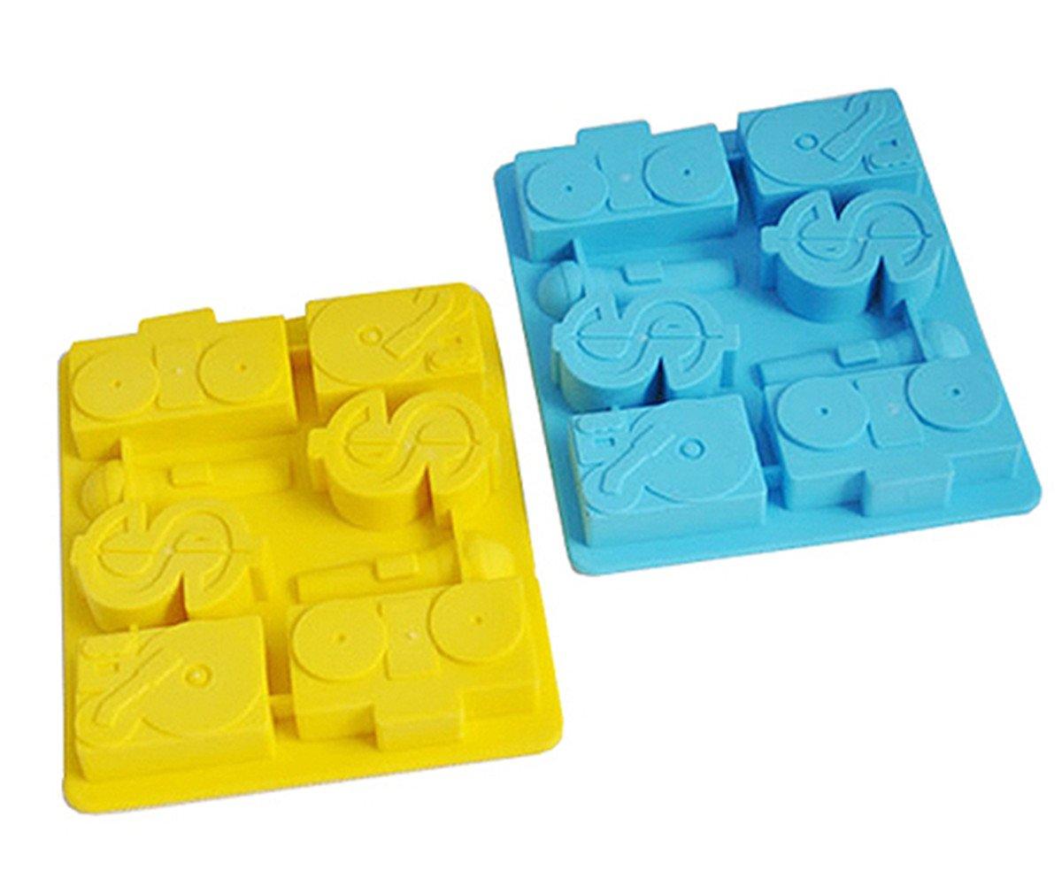 2-Pack of Star Wars Death Star Silicone Ice Molds Kotobukiya GZ317