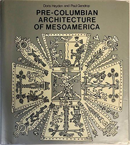 Pre-Columbian Architecture of Mesoamerica (History of World Architecture) (English and Italian Edition)