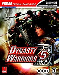 Dynasty Warriors 5 (Prima Official Game Guide)