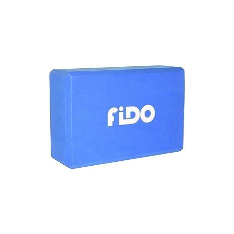 Amazon.com: Fido Premium – De Yoga espuma EVA Eco-friendly ...