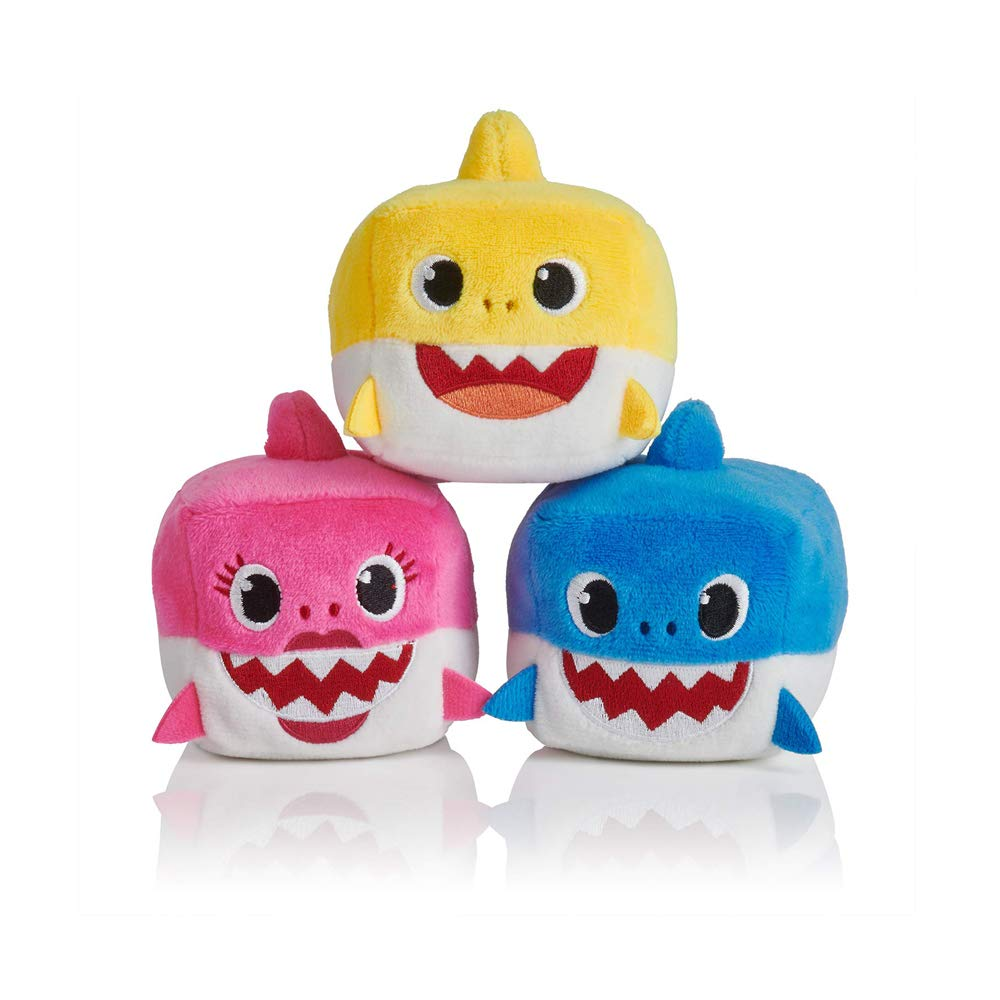 WowWee Pinkfong Baby Shark Official Song Cube - Family Bundle!