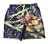 ninja turtles boys bathing suit - Teenage Mutant Ninja Turtles Swim Trunks - Small