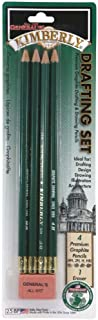 product image for General Pencil Graphite Drafting Pencil Set