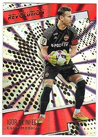 Amazon.com: 2016-17 Panini Revolution Soccer Sunburst ...