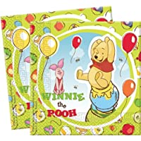 Procos Winnie The Pooh 2Ply Napkin Set of 20